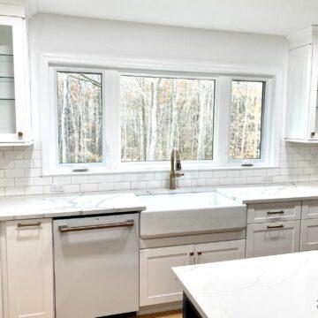 Alside Mezzo Replacement Windows in Berkeley Heights, Union County NJ
