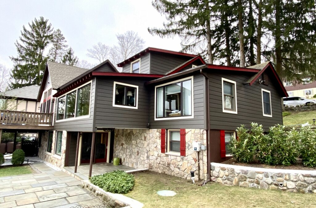 Ascend Composite Siding and Trim, Andersen Windows _ Doors in Sparta, Sussex County NJ