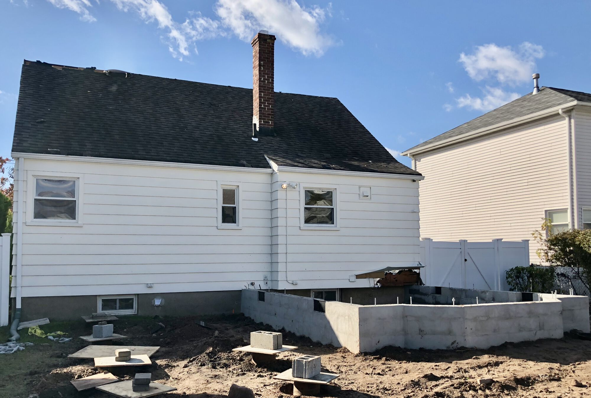 Two Story Addition _ Add-A-Level In Hasbrouck Heights, Bergen County NJ