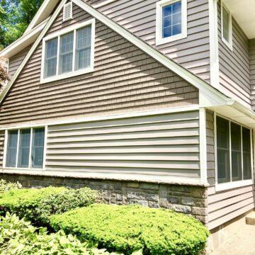 Certainteed Cedar Boards and Cedar Impressions in Ridgewood, Bergen County NJ