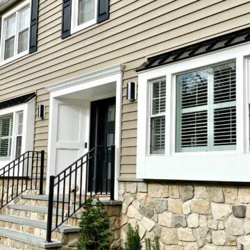 3 Alside Mezzo Replacement Windows in Randolph, Morris County NJ