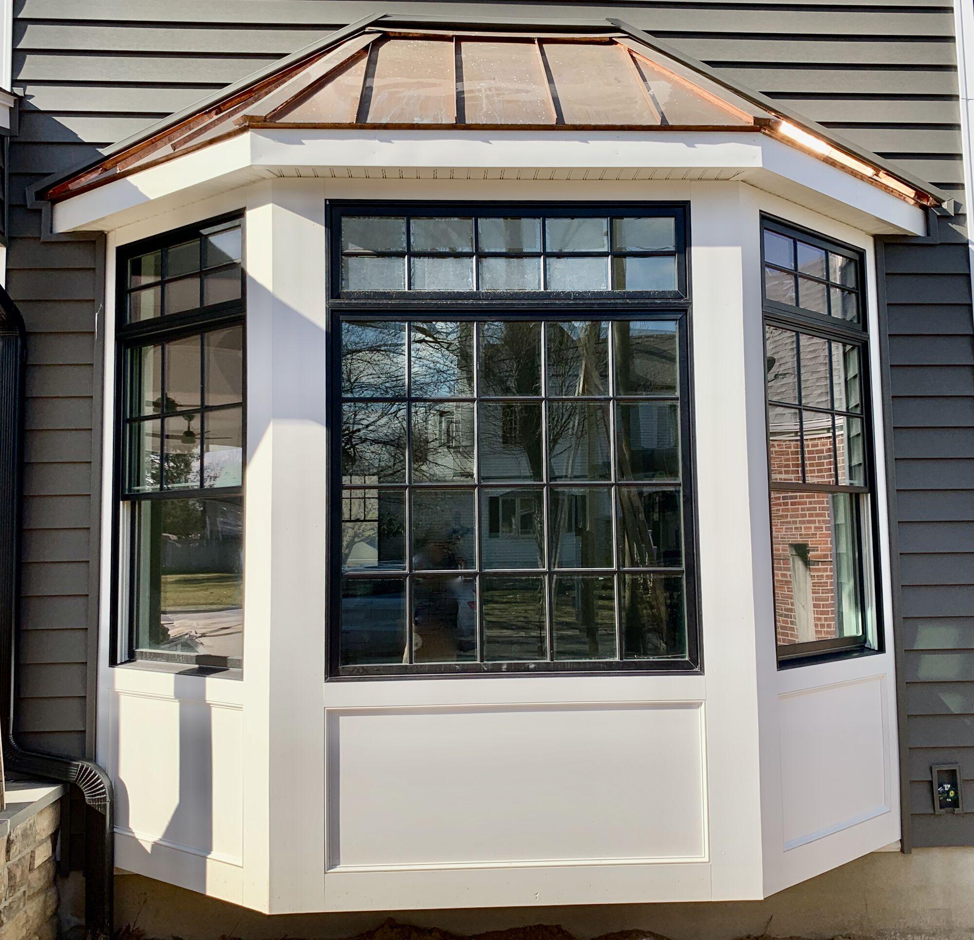 7 Pella Windows installed in New Milford, Bergen County NJ