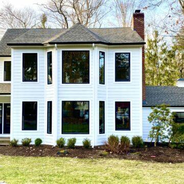 GAF Timberline HD Roofing, Hardie Plank Siding, Andersen Windows in Ramsey, Bergen County NJ