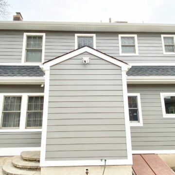 James Hardie Smooth Clapboard Siding & Trim in Union County NJ
