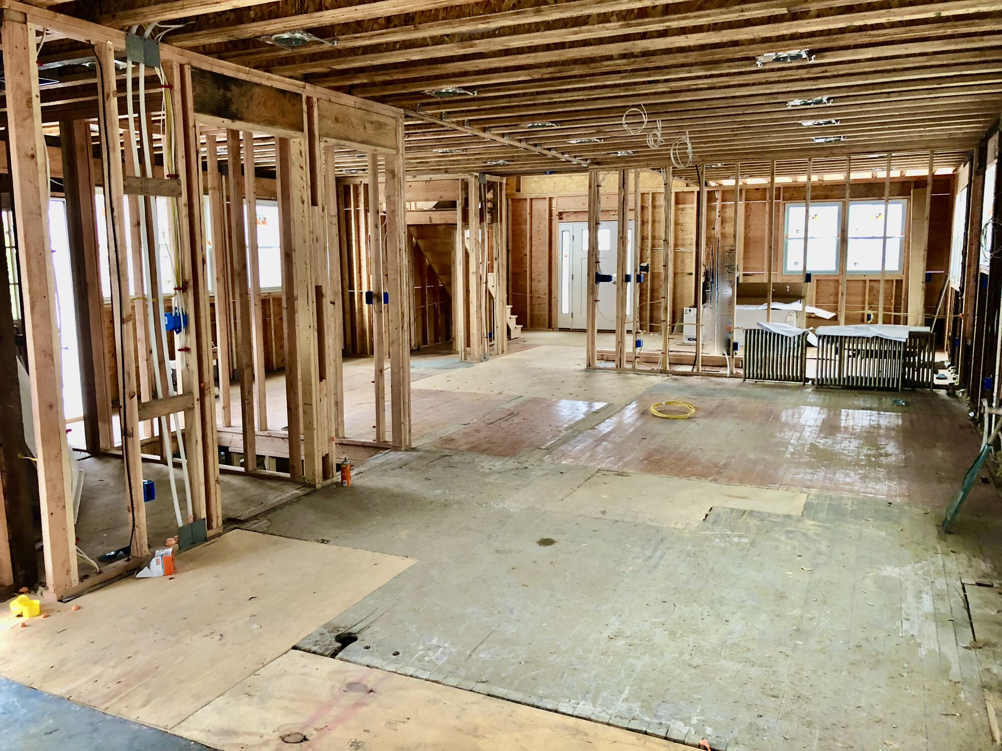 Renovation Addition with New Kitchen in Fairlawn, Bergen County NJ