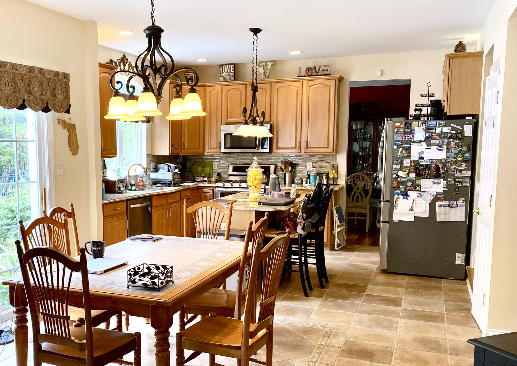 Custom Kitchen with Brighton Cabinetry Somerset, Somerset County NJ