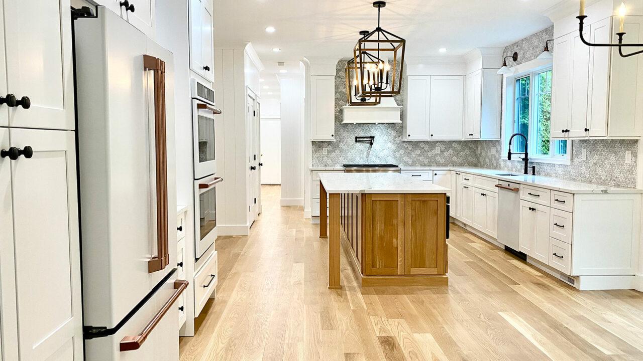 Home Remodeling Custom Kitchen NJ