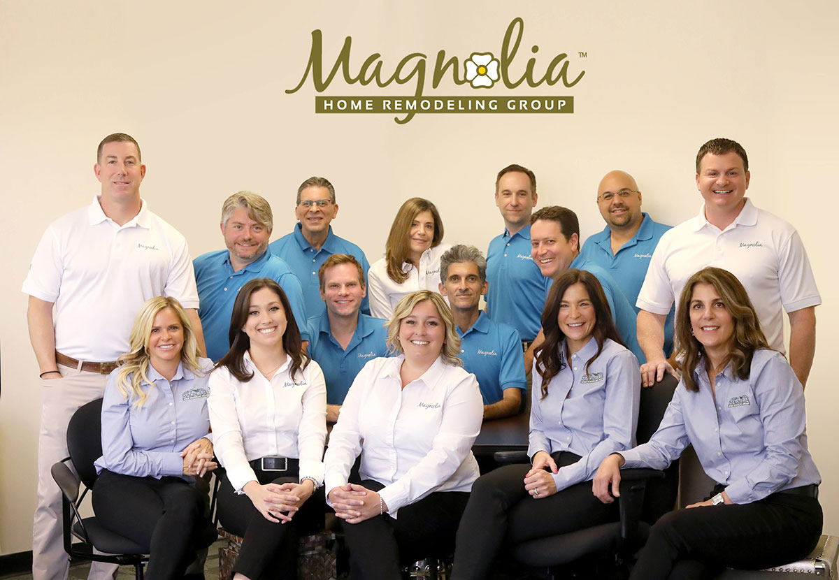 Magnolia Home Remodeling Team Photo